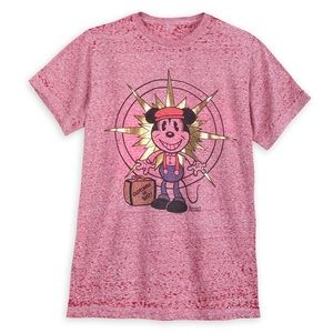 Mickey Mouse Disney Parks Artist Series T-Shirt S